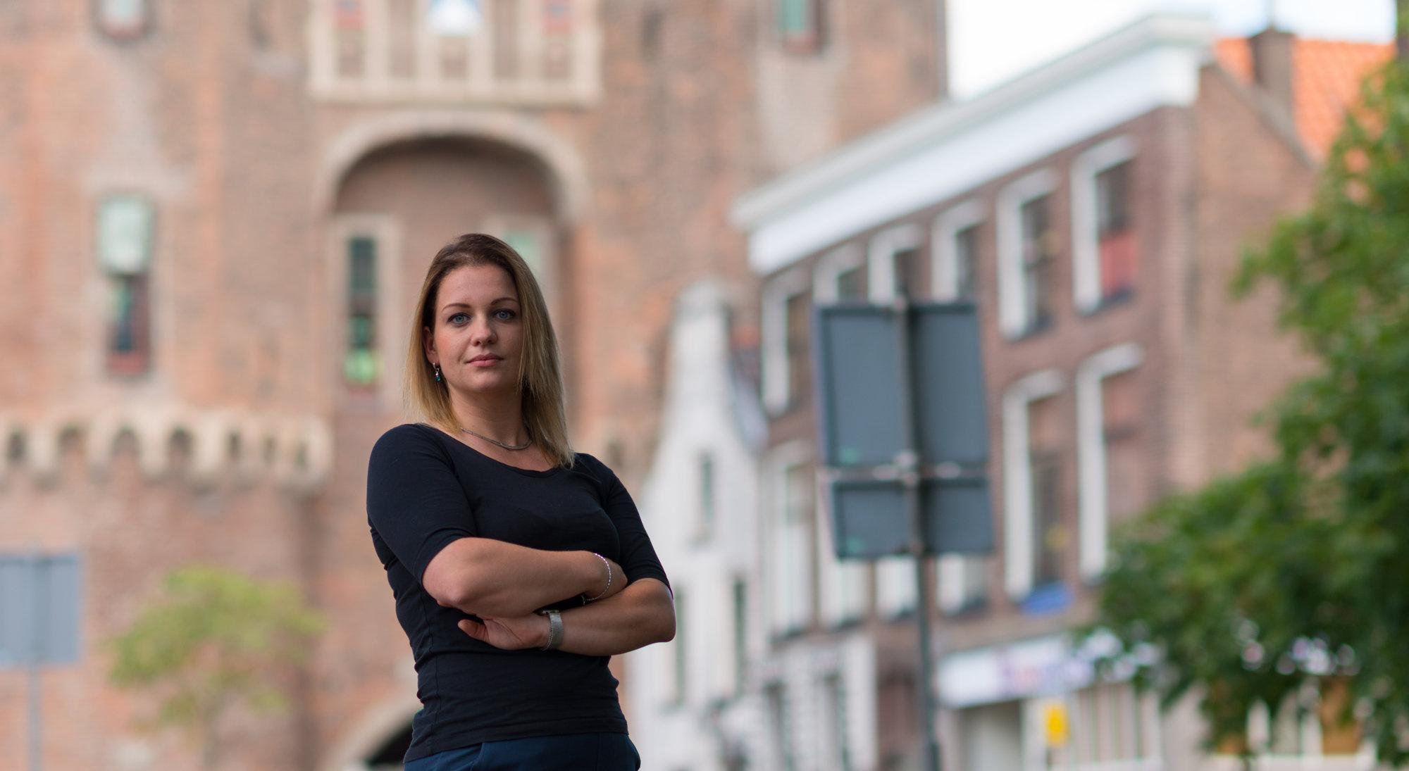 Judith van der Vinne