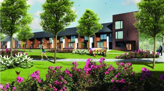 Havezatepark, een levendig en duurzaam nieuwbouwproject van gemeente Zwolle