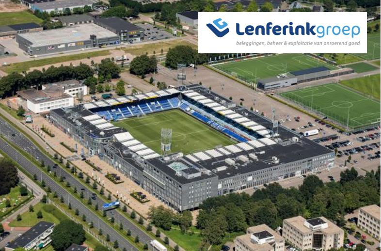 Benthem Gratama adviseert bij verkoop stadioncomplex Zwolle