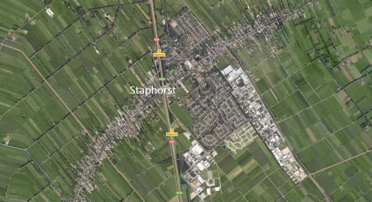 Landinrichting Staphorst | Besluit Ruilplan ter inzage | 15 september t/m 27 oktober 2017