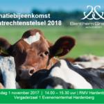 Informatiebijeenkomst fosfaatrechtenstelsel 2018 | RMV Hardenberg