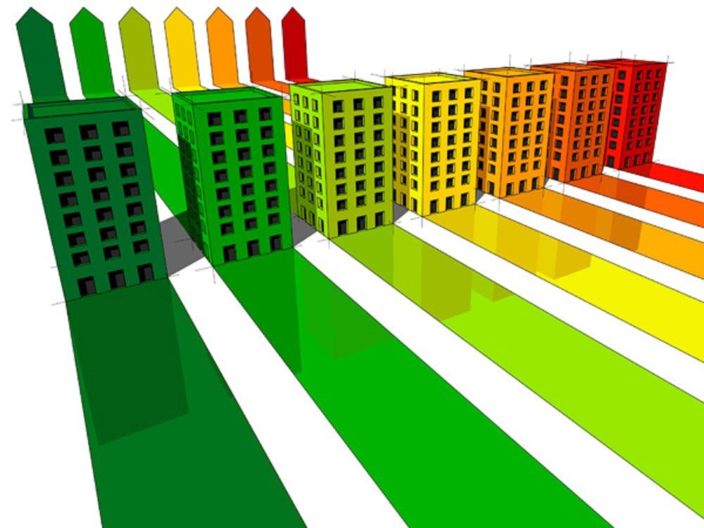 Verplicht energielabel voor kantoorgebouwen