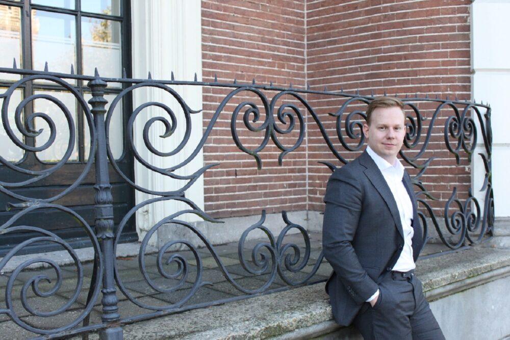 Benthem Gratama verwelkomt Marc Vink